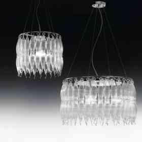 207.140.01-207.160.01 Metallux Arena Range  1 Light Pendant, Ceiling Lamp Oxfordshire
