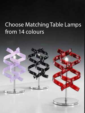 hoose other types of fitting to match  Choose Matching Table Lights